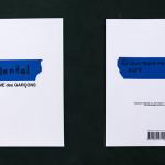書籍の紹介:mental COMME des GARCONS / Quintessa Matranga