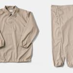 商品の入荷:デッドストック US軍 パジャマ セットアップ