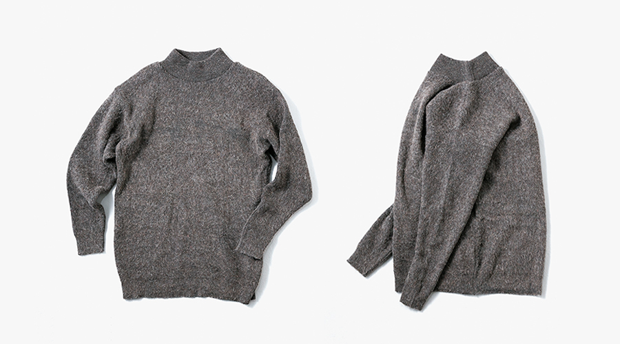 USSR SWEATER GRAY