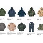 ウェブストアの更新:ロシア ボアジャケット、オランダ軍ミリタリージャケット、ハイネックニット、ボアキャップなど